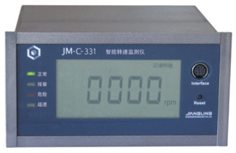 JM-C-3 series intelligent rotational speed monitoring and protection