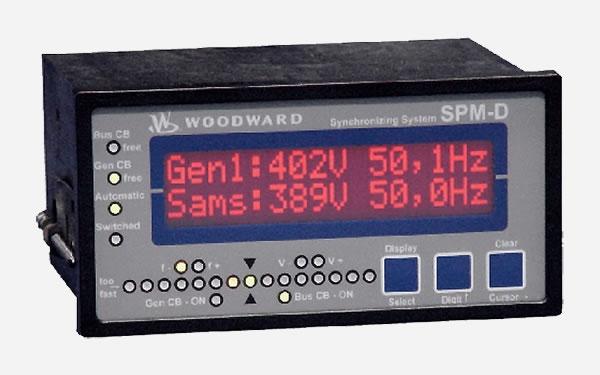 SPM-D2-10 Controller