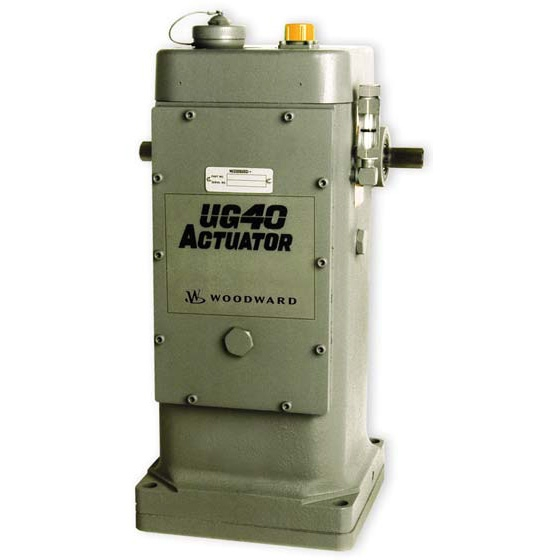 Woodward UG and UG-40 Actuators