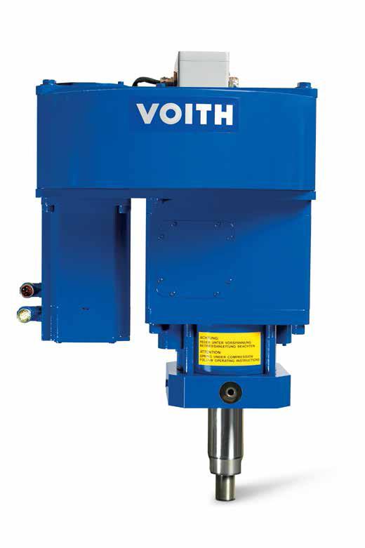 Voith EMA Electromechanical Actuator