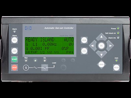 AGC-4 Controller